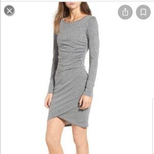LEITH grey dress